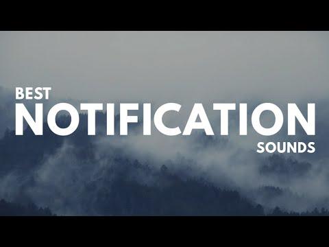 10 Best Notification Sounds 2019 [Download Links]