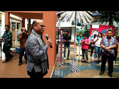 Indonesia Consumer Promotional Campaign Inaugurated on 18 Nov. 2017 at Infinity Mall Malaysia #IOOI