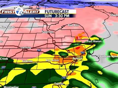 Metro Detroit Forecast: Winter Storm Warning starts tomorrow