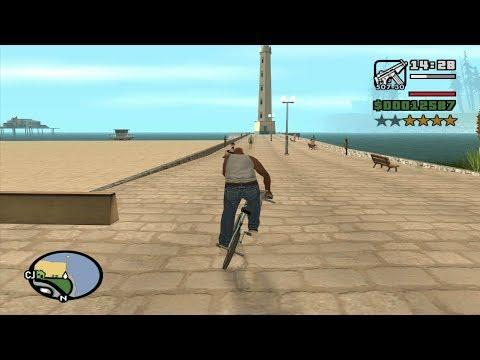 Repeat Starter Save -Part 3-The Chain Game Fat CJ -GTA San