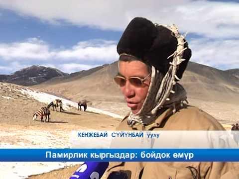 Памирлик кыргыздар: бойдок