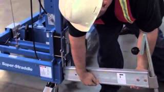 VIDEO Genie AWP  Super-Straddle Assembly