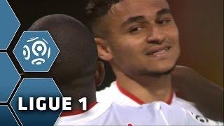 But Sofiane BOUFAL (60') / Toulouse FC - LOSC Lille (3-2) -  (TFC - LOSC) / 2014-15
