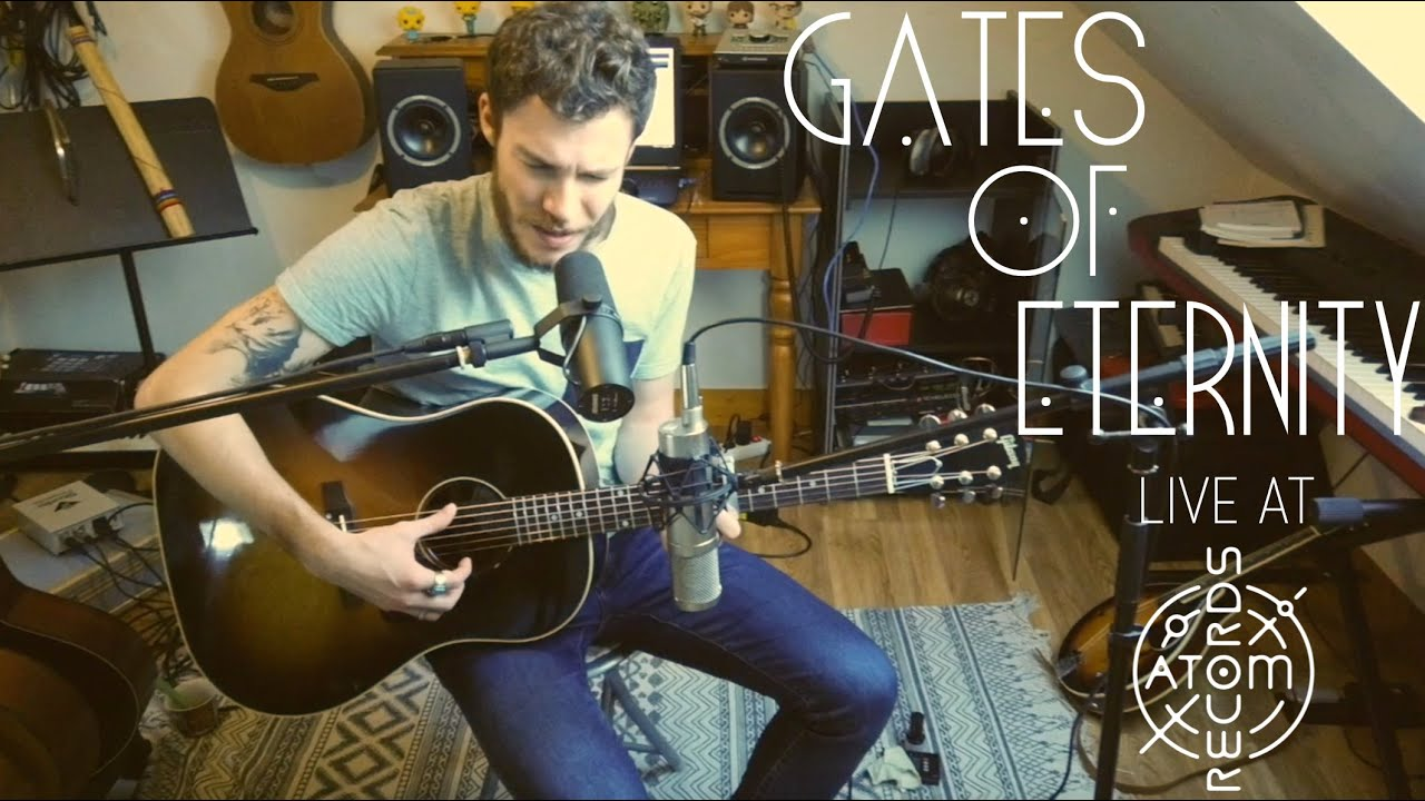 Gates of Eternity - Caravelle (Live @Atom Records)