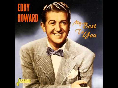 + Eddy Howard Autogramm Vocalist And Bandleader 1940s