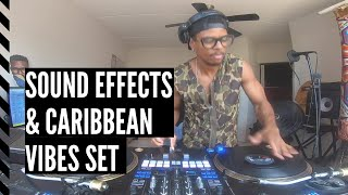 Dj Puffy - Sound Effects & Caribbean Vibes Mix