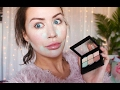 How To Colour Correct Tutorial | GRWM and Come to a Benefit Makeup Event | CC Clarke Beauty