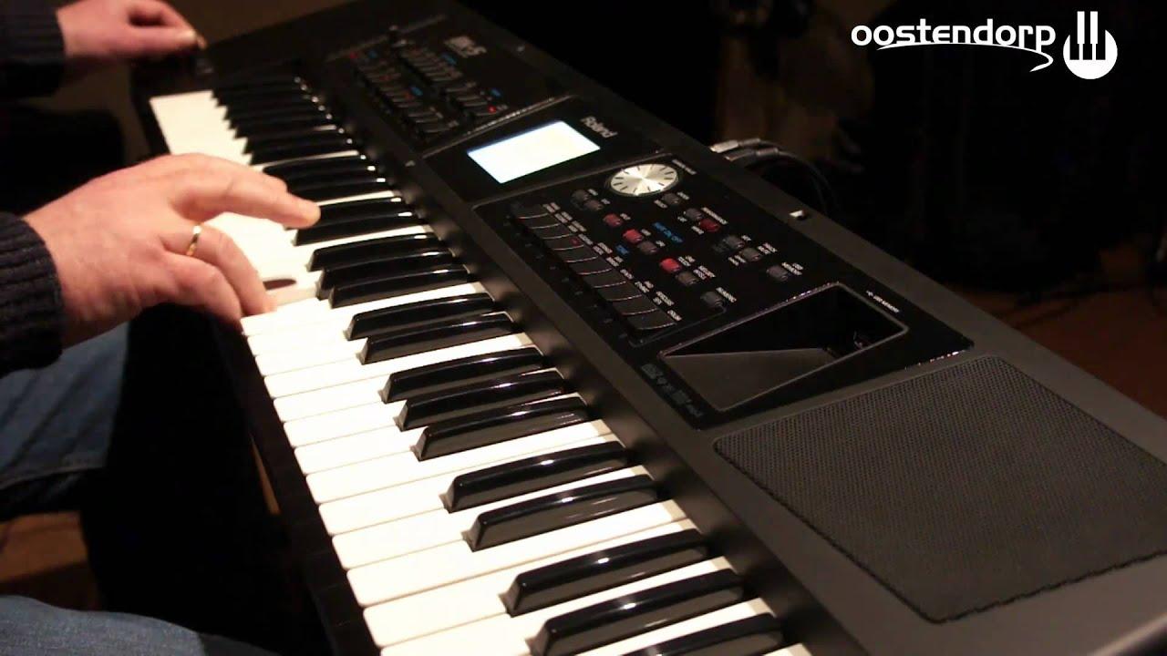 Roland BK-5 keyboard bij Oostendorp Muziek