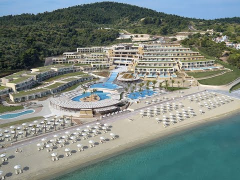 Отель MIRAGGIO THERMAL SPA RESORT 5* Греция (Халкидики) самый честный обзор от Ht.kz