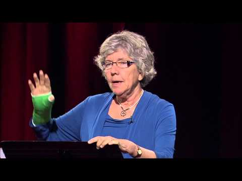 The green boat: Reviving ourselves in our capsized culture: Dr. Mary Pipher at TEDxLincoln