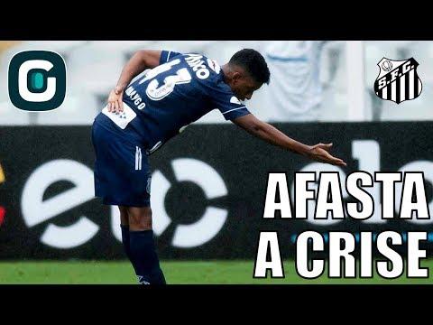 Santos 5x2 Vitória | 3 Gols De Rodrygo- Gazeta Esportiva (04/06/18)