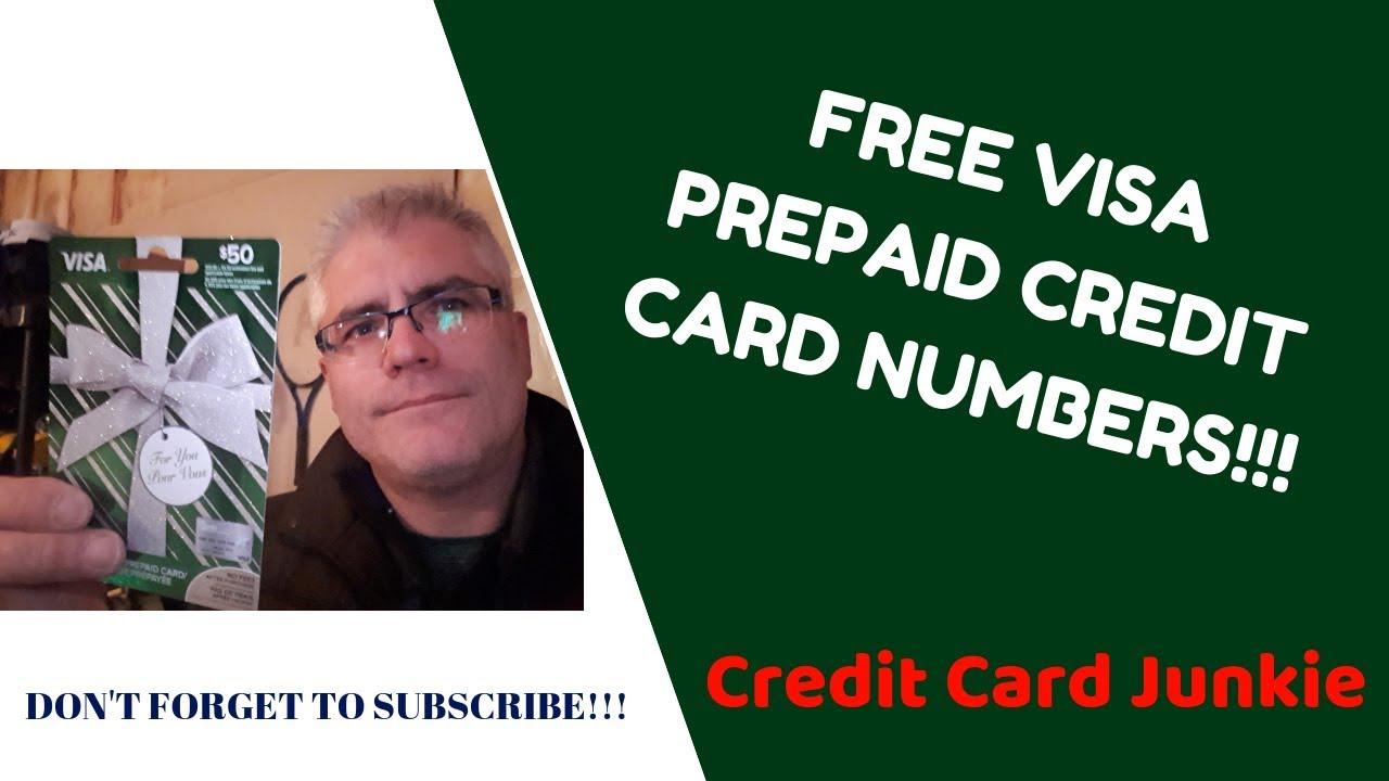 Online Prepaid Credit Card