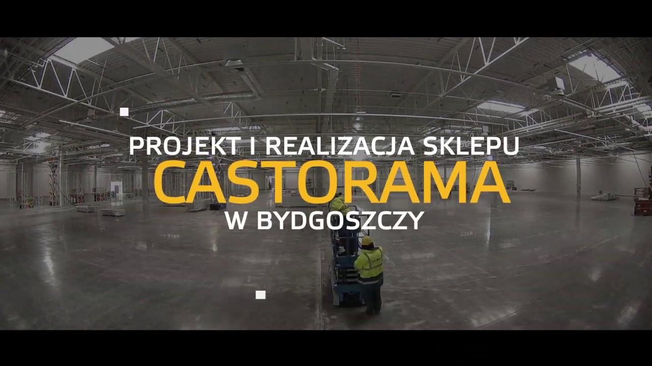 Otwarcie Sklepu Castorama W Bydgoszczy Mago