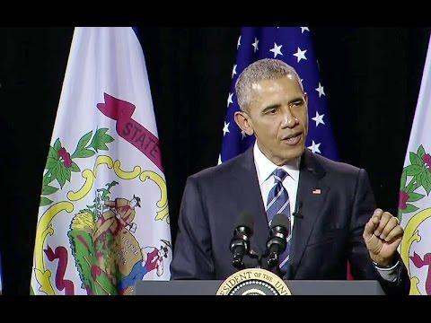 The President Joins a Community Forum on Prescription Drug Abuse