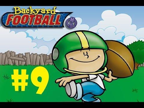 Backyard Football 2002! Game 9 Vs. The Broncos!