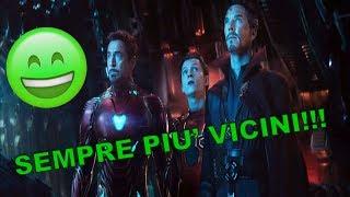 Avengers Infinity War Super Bowl TV Spot: Le mie Impressioni