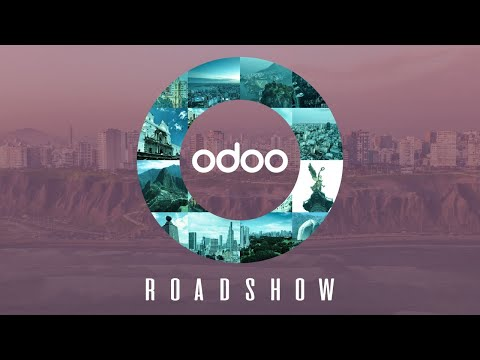 Odoo Global Roadshow - Pacific Time