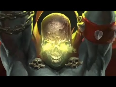 Башня и концовка Спауна - Мортал Комбат 11 / Mortal Kombat 11 Spawn Tower Ending