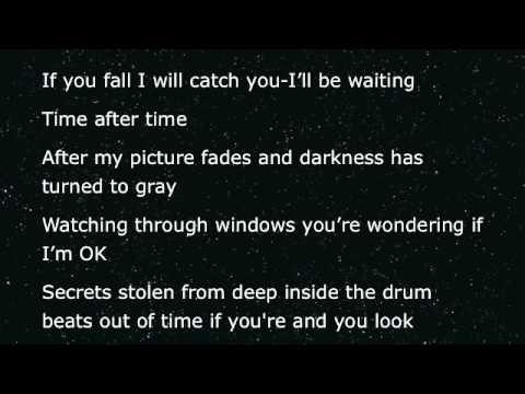 Angel - Time After Time (Lyrics) - YouTube