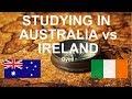 Studying in Australia vs Ireland - Dyuti from India