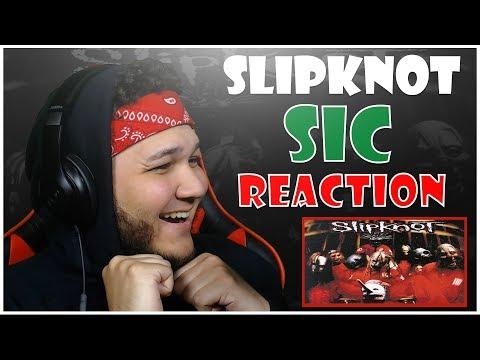 🎤 Hip-Hop Fan Reacts To Slipknot - SIC 🎸