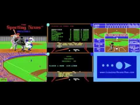 The Sporting News Baseball / LRR Theme