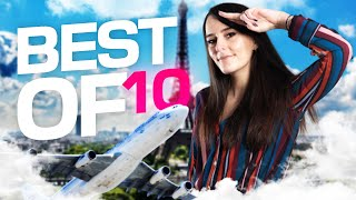 JE QUITTE LA FRANCE - Best of Ultia 10 - Among Us - Ponce la Switch - Gartic Phone - Mario 3D World