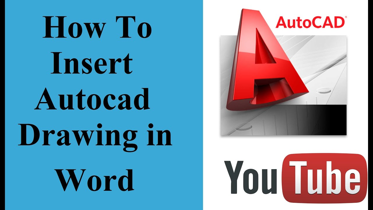 How To Make A Diagram In Word Ba Falcon Radio Wiring Insert Autocad Drawing Document Youtube