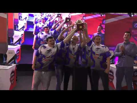 Outlaws winning ESL Southeast Europe Championship!