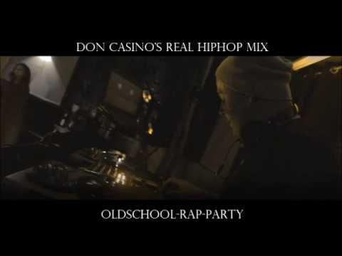 REAL HipHop-Mix (Don Casino's Oldschool Rap-Party)