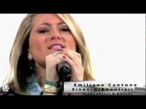 Emiliana Cantone - Sinonimi e contrari - Video Ufficiale