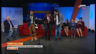 Kurt Calleja, Dominic Cini & Daniel Testa - This is the Night on Xarabank (MESC 2016)