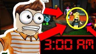 Do NOT Play Roblox At 3:00 AM!!