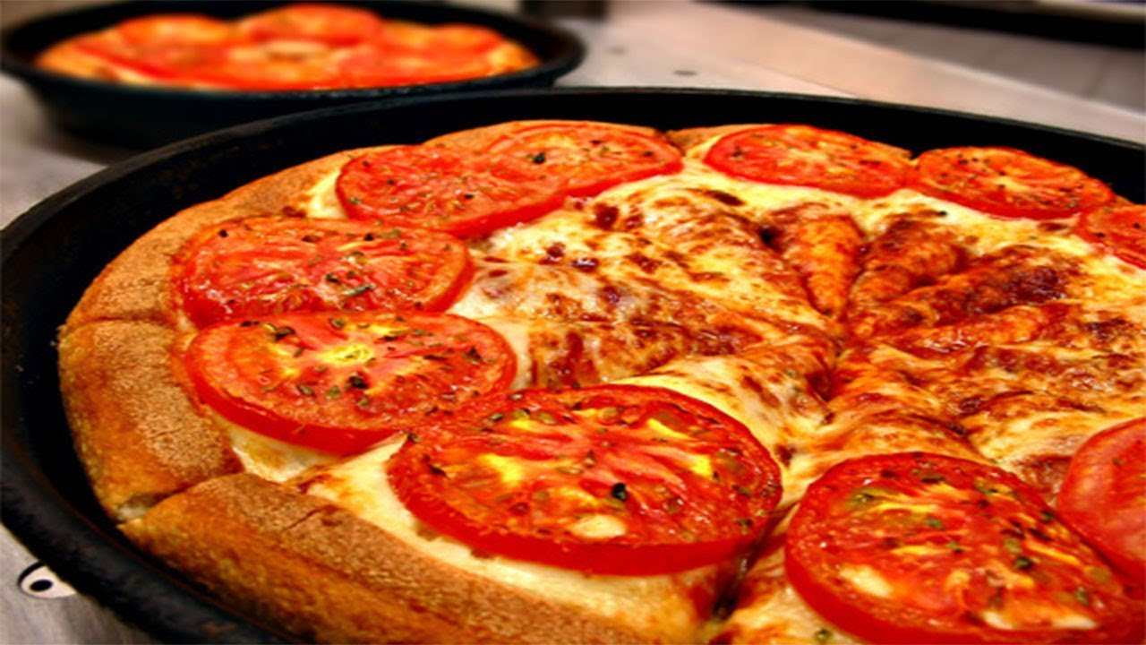 Ẩm Thực Thế Giới – Top 10 công thức làm bánh pizza tự làm 🍕 | Easy Recipes
