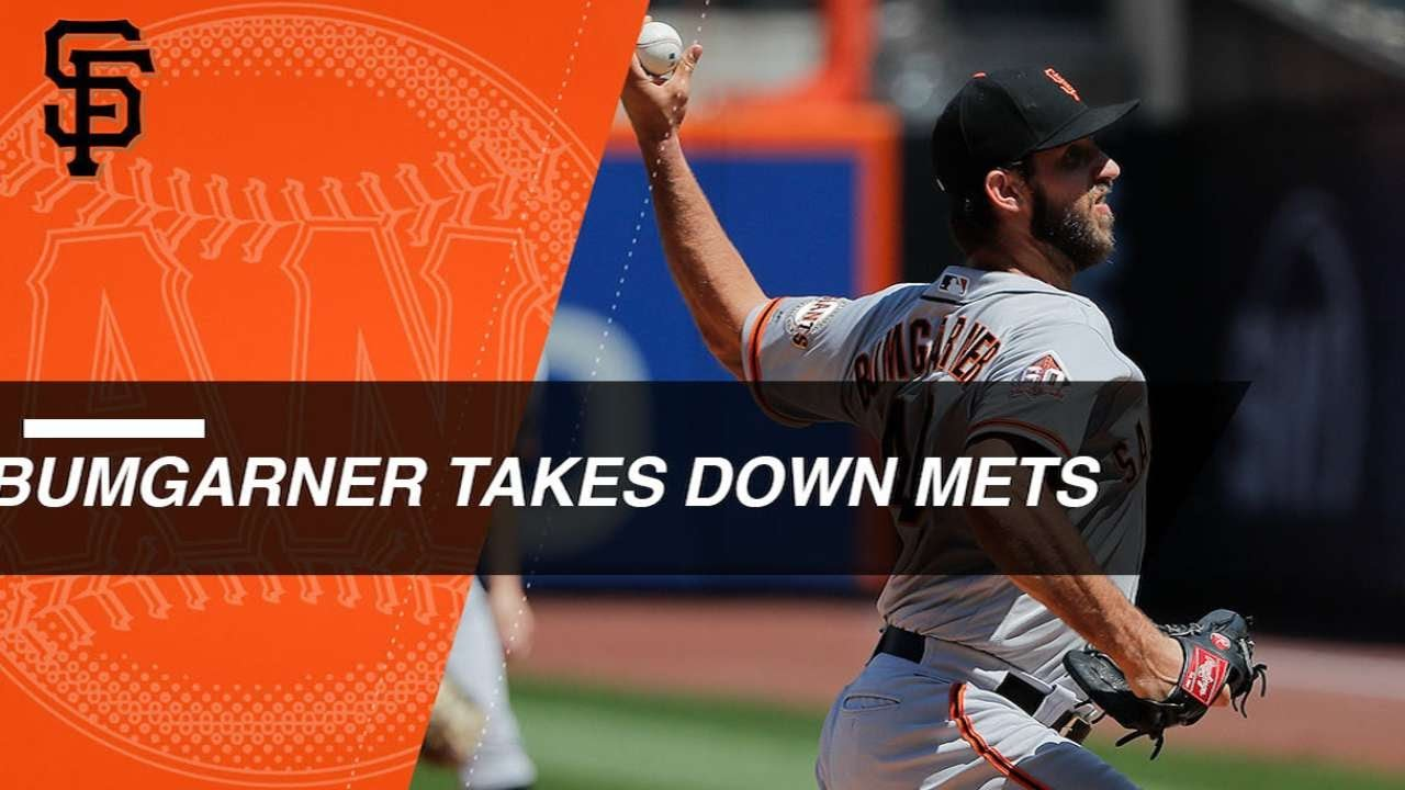 Brewers dominate Madison Bumgarner, complete sweep of Giants