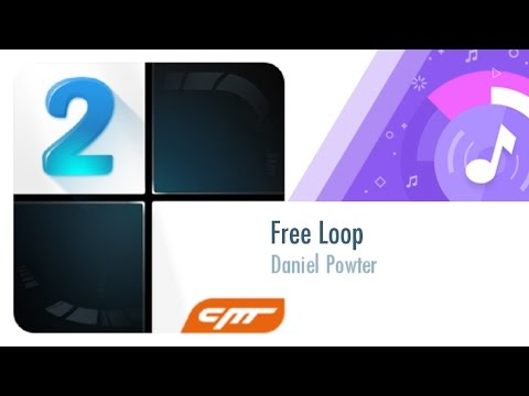 Free Loop - Daniel Powter │Piano Tiles 2