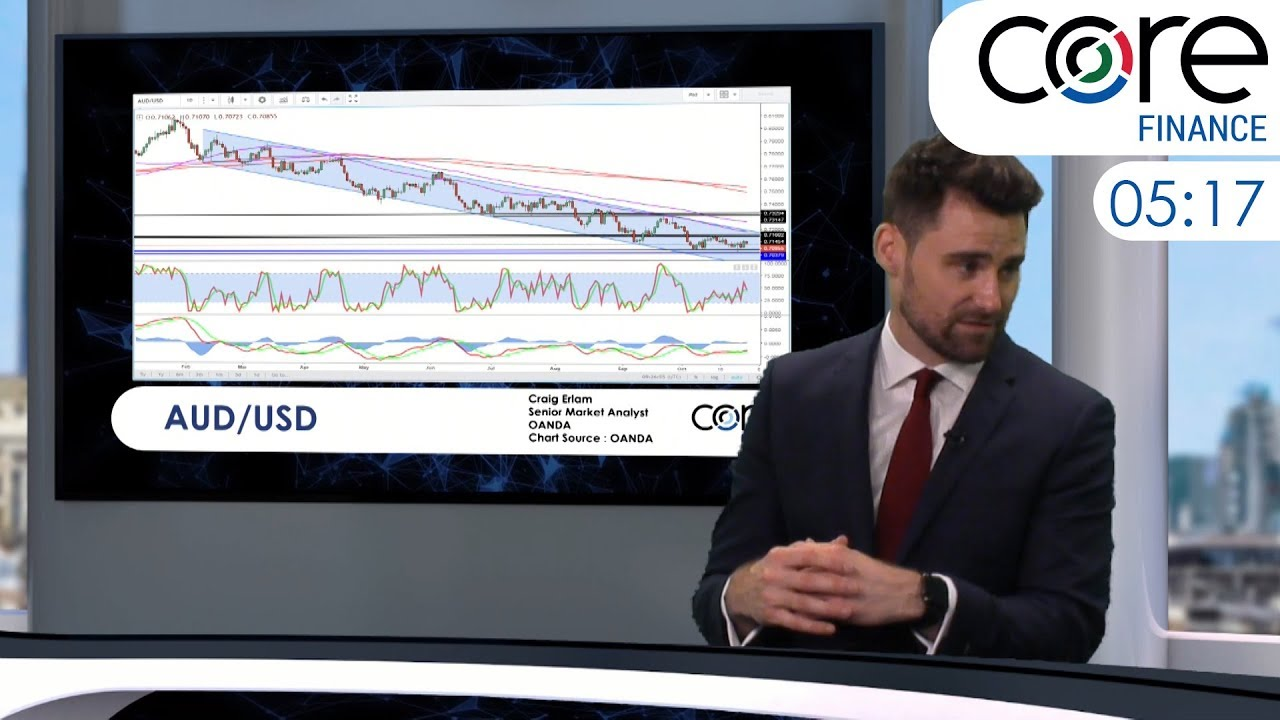 Aud Usd In Focus Craig Erlam Oanda