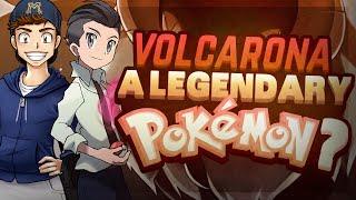 Pokemon Theory: Volcarona Is A Legendary Pokemon? (Feat. MandJTV Pokevids)
