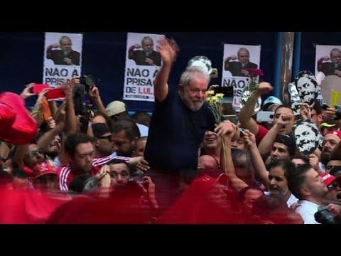 Expertos de ONU: Brasil debe permitir candidatura de Lula