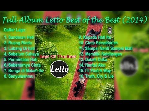 Full Album Letto Best of the Best (2014)