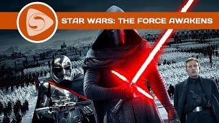Впечатления от фильма «Звёздные войны: Пробуждение силы»