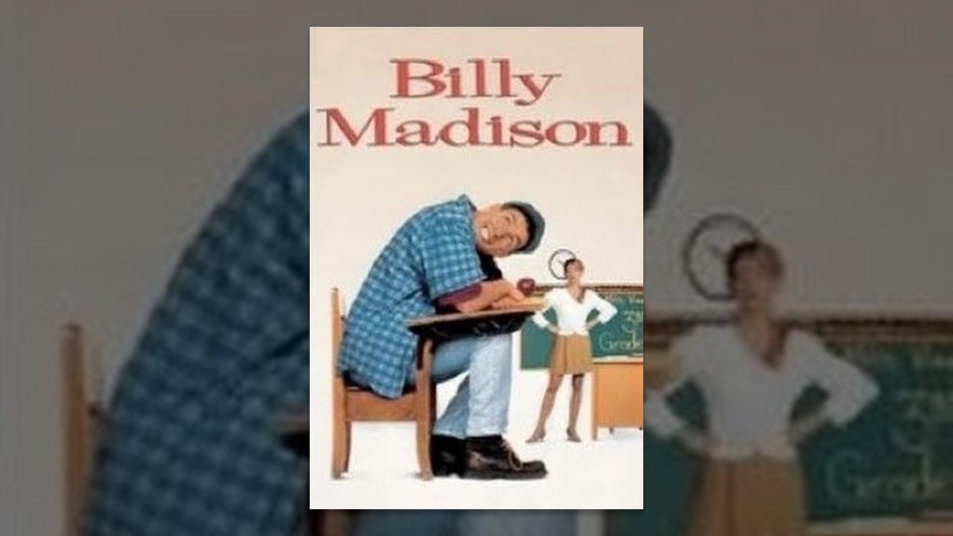 Billy Madison - YouTub...