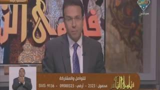 مدير الفتوى يوضح مواصفات «ابن السبيل».. فيديو