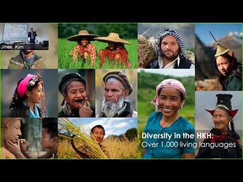 Climate and Change in Hindu Kush Himalaya - IEU Talk  30 Apr 2018