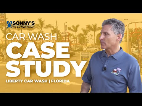 Liberty Car Wash Case Study - 15,000 Cars Per Month In 53-Feet