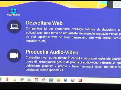 TeleU: Interactive Digital Media Student Contest