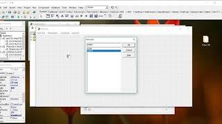 Membuat Aplikasi dengan banyak form menggunakan Delphi 7