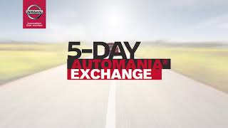 Nissan Automania Exchange March 2018