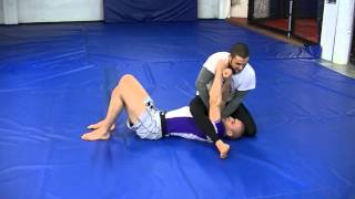 Basic  Armbar  from the Mount. Key details - Firas Zahabi
