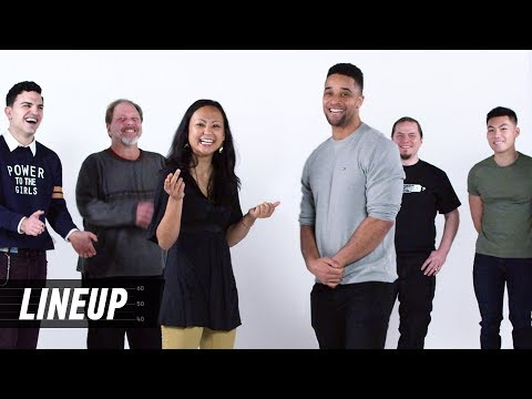 Pick A Sperm Donor | Lineup | Cut
